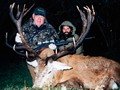 Gleason's great red stag made this hunt one of his most memorable.